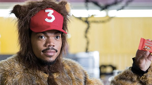 Kit Kat Goes Viral With Chance the Rapper
