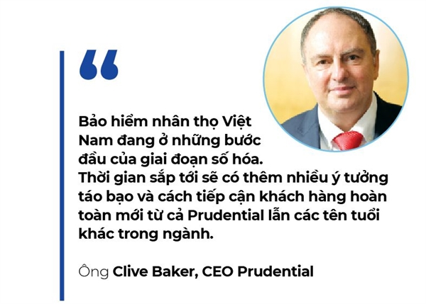 quote-CEO Prudential